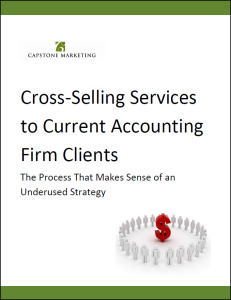 Cross-Selling Matrix Cover-2015