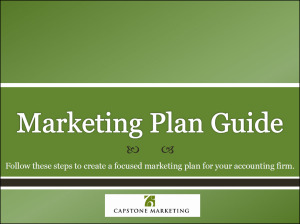 cpa firm marketing plan