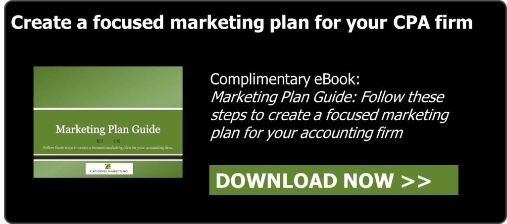 CTA for blog - Marketing Guide